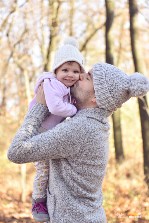 Tatínek s Lily Aničkou