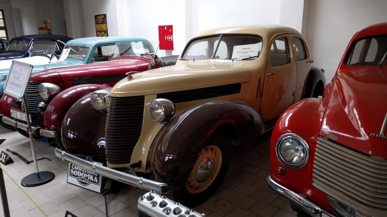 Legendární aerovky v Podbrdském muzeu